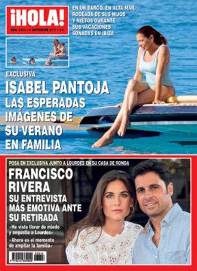 Isabel Pantoja en bañador: esto es lo que veremos en 'Supervivientes'