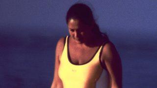 Isabel Pantoja durante unas vacaciones en Marbella / Gtres