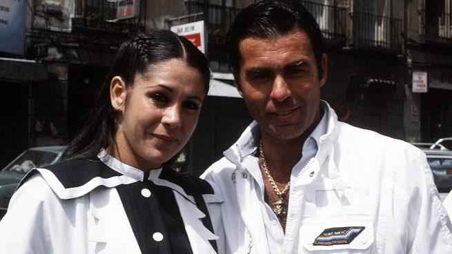Francisco Rivera 'Paquirri' e Isabel Pantoja