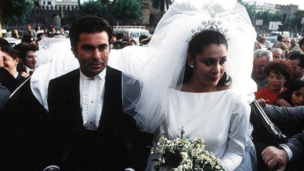 "Francisco Rivera ""Paquirri"" e Isabel Pantoja"