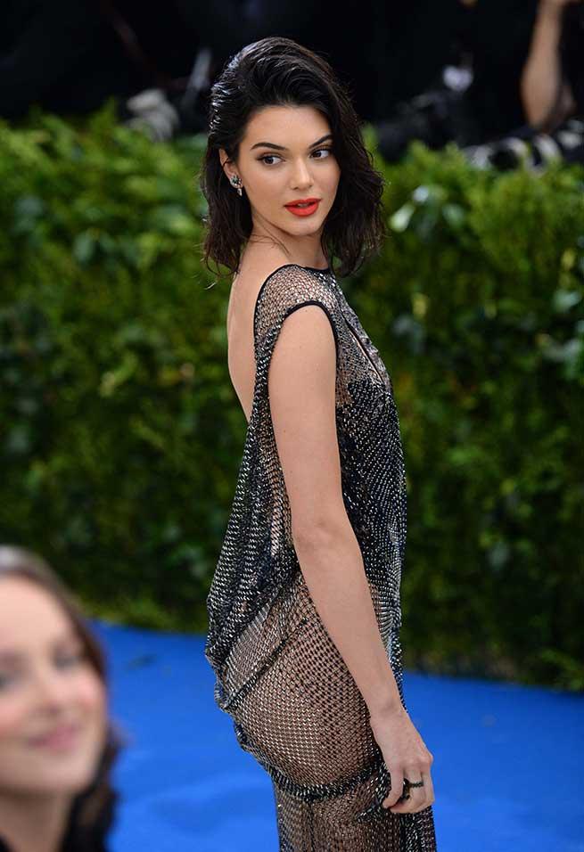 Kendall Jenner en la MET Gala 2017 / Gtres