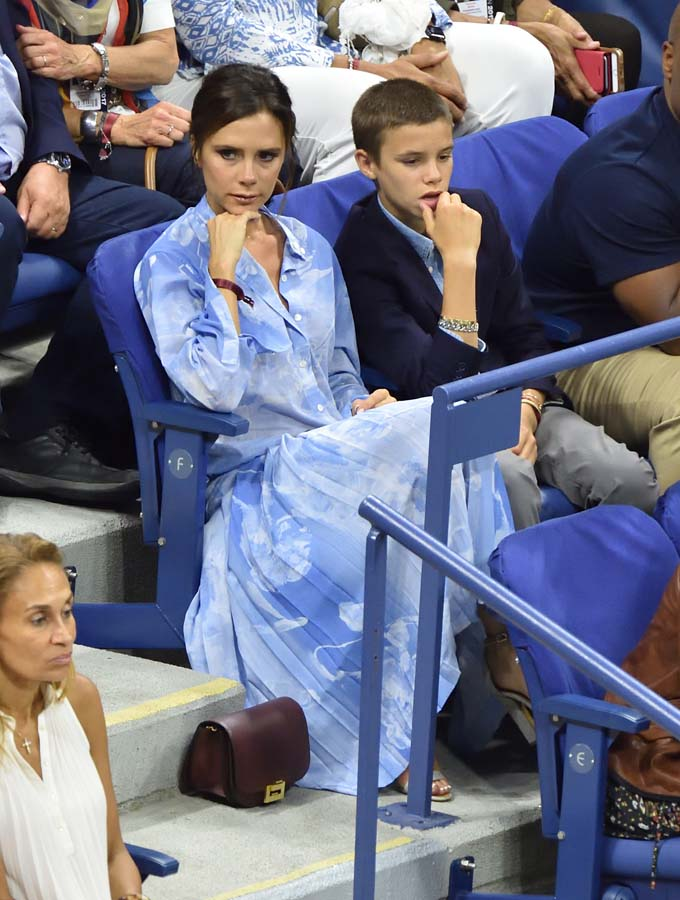 Tendencia Pijama Victoria Beckham