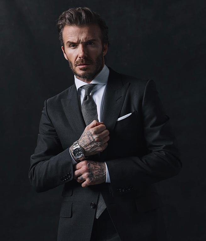 Beckham para Tudor