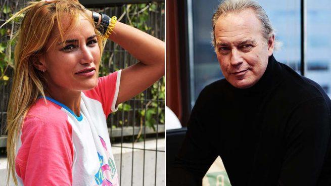 Alba Carrillo y Bertín Osborne