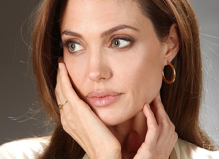 Angelina Jolie secretos belleza cumpleaños