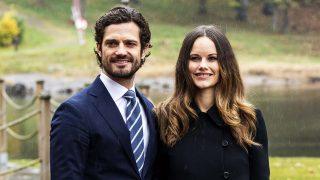 Carlos Felipe y Sofía de Suecia en imagen de archivo / Gtres