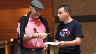 GALERÍA: Las imágenes de Sean Connery en Nueva York que han impactado a los fans / Gtres