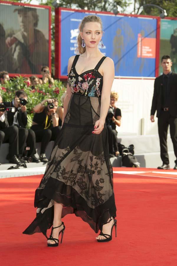 Festival Cine Venecia 2017 Mostra Looks Moda