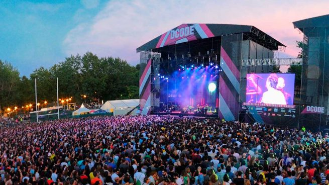 Planes Madrid Septiembre Festivales DCODE