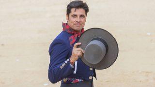Francisco Rivera Ordóñez durante un festival taurino / Gtres