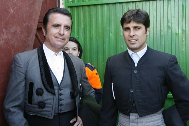 José Ortega Cano, Francisco Rivera