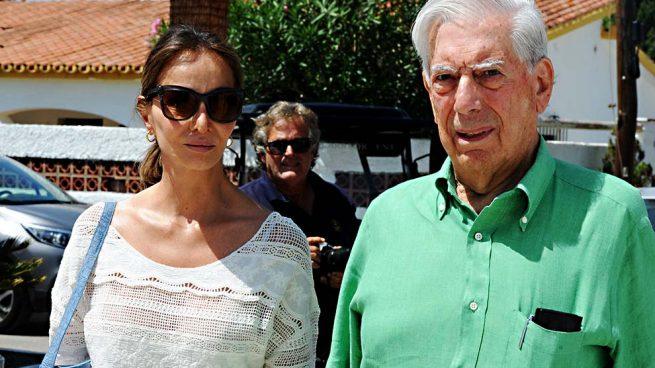 Así despiden el verano Isabel Preysler y Mario Vargas Llosa