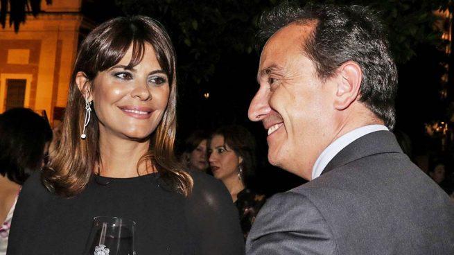 María José Suárez, madre primeriza a los 42 años de edad