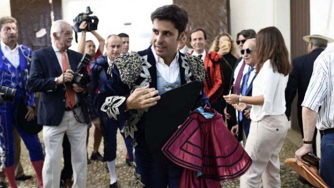 EN IMÁGENES | La llegada de Francisco Rivera a su despedida como torero