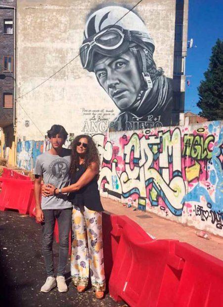 Belinda Alonso y Hugo Nieto