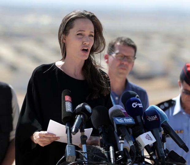 Angelina Jolie: «Yo no quería estar soltera y no es algo que me guste»