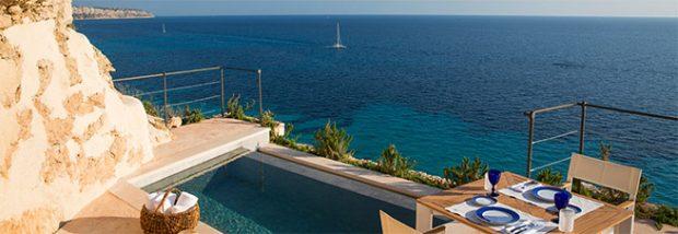 Esto es lo que cuesta el lujoso hotel donde comió Michelle Obama en Mallorca