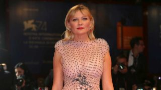 Kirsten Dunst en el Festival de Cine de Venecia. / Gtres