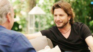 El cantante Manuel Carrasco durante el programa /Mediaset