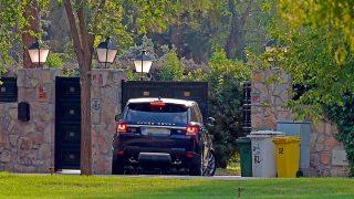 Bustamante entra en casa de Paula Echevarría para visitar a su hija / Gtres