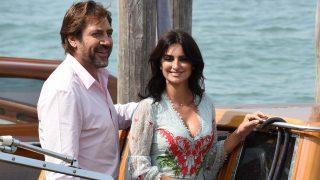 Penélope Cruz y Javier Bardem muy felices en su posado / Gtres