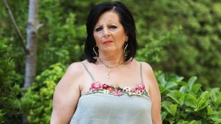 Pilar Abel el pasado 29/07/2017 – Gtres