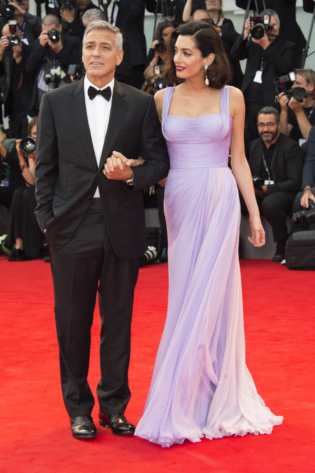 George Clooney Amal Festival de Cine de Venecia 2017