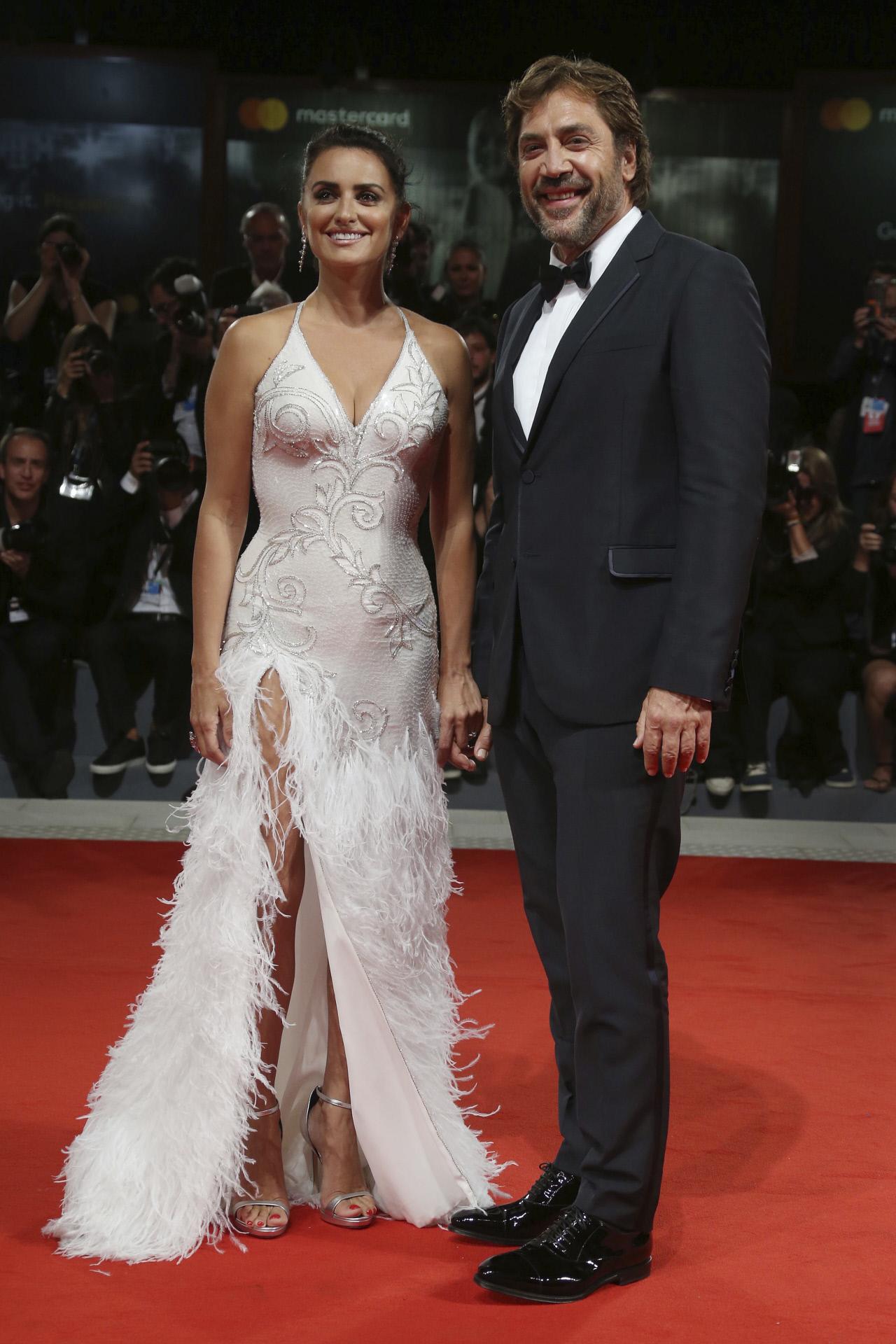 Penelope Cruz Javier Bardem Festival de Cine de Venecia 2017