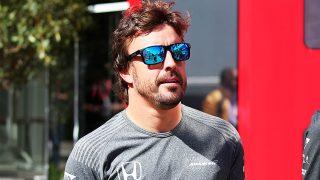 Fernando Alonso en una imagen de archivo / Gtres