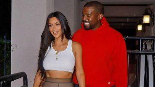 GALERÍA: Los looks extremos de embarazada de Kim Kardashian que no volveremos a ver / Gtres