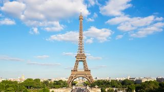Torre Eiffel de París / Gtres