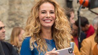 La presentadora en una imagen de archivo / Gtres