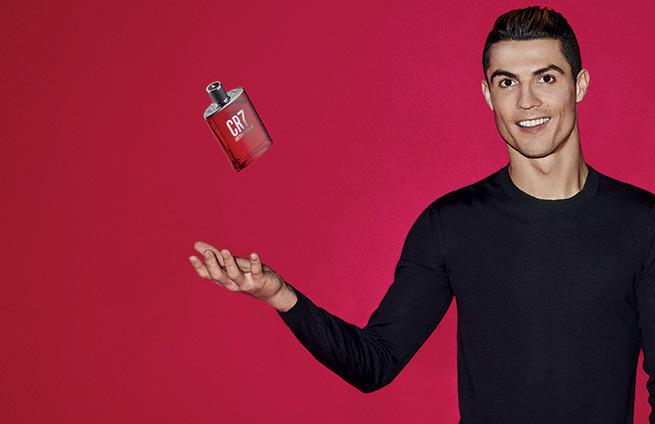Cristiano Ronaldo presenta nuevo perfume y nos cuenta sus secretos de belleza / Getty Images