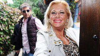 Maite Zaldívar y su pareja, Fernando Marcos / Gtres