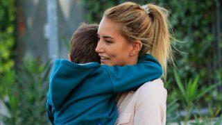 Alba Carrillo y su hijo Lucas / Gtres