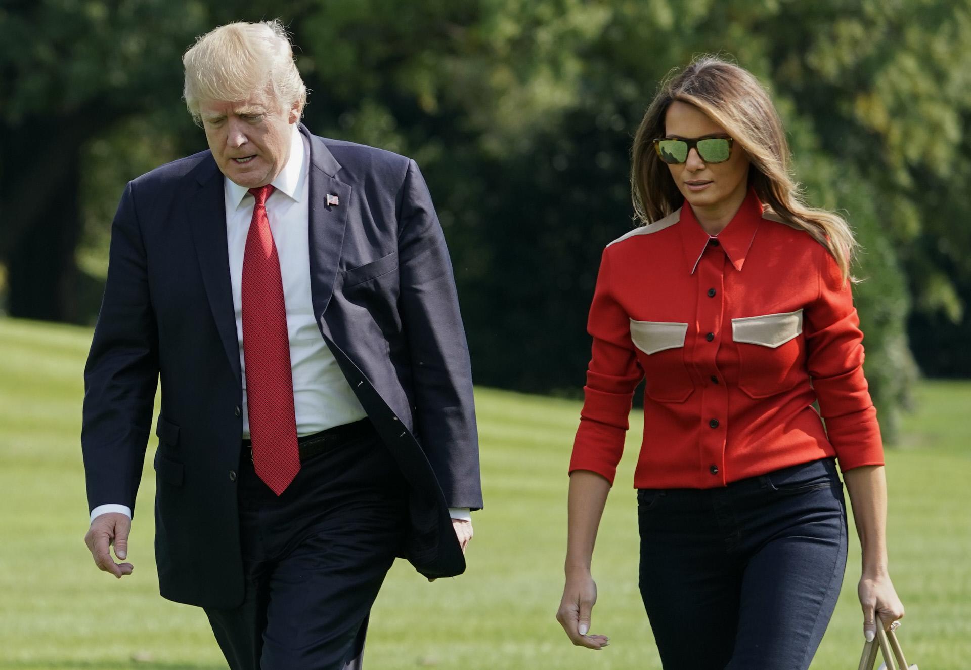 Camisa Melania Trump