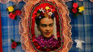 Objeto homenaje a Frida Kahlo / Gtres
