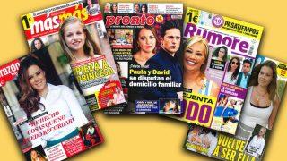 CONSULTA LAS PORTADAS | Kiosco de revistas 11/09/2017