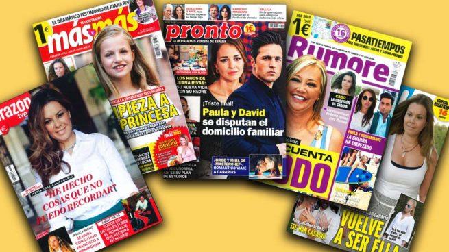 Kiosco de revistas 11/09/2017