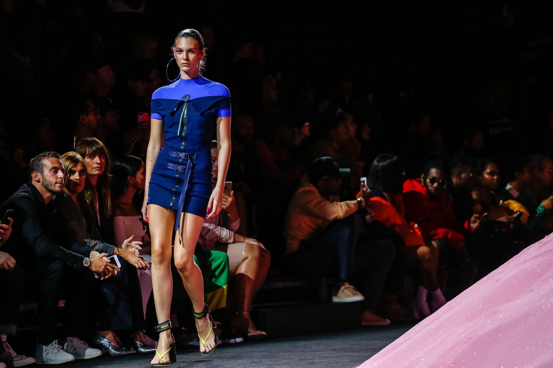Rihanna Colección Primavera-Verano 2018 Fenty x Puma Semana de la Moda de Nueva York