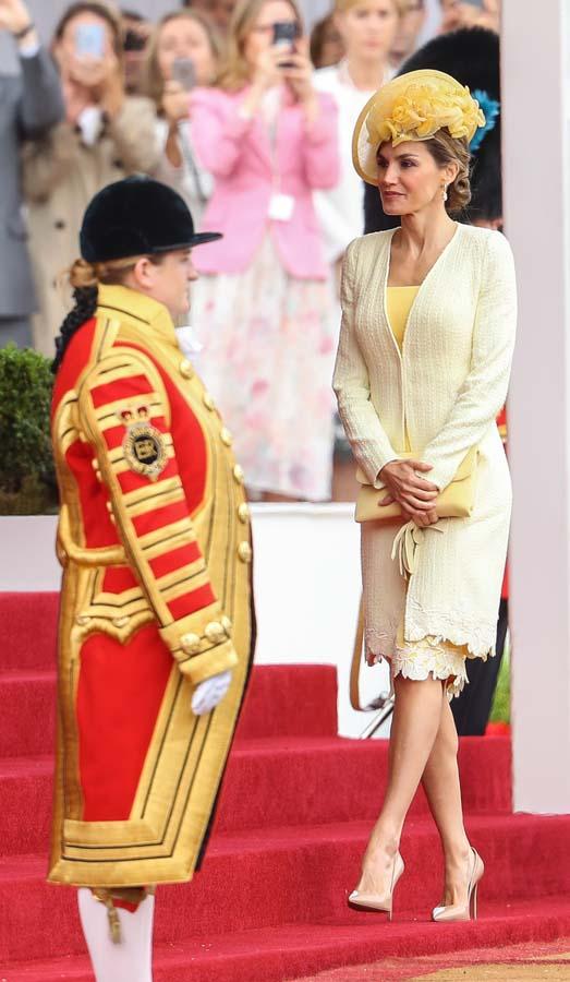 Looks Letizia Reina Mejor Vestida