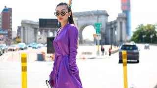 Street Style de la New York Fashion Week. / Gtres