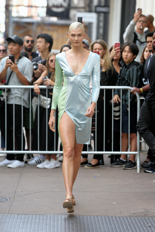 Karlie Kloss Semana de la Moda de Nueva York