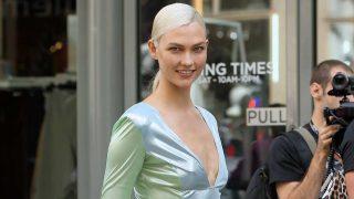 La modelo internacional Karlie Kloss. / Gtres
