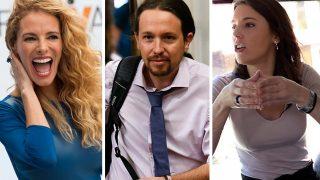 GALERÍA: Pablo Iglesias e Irene Montero, un amor entre escaños / Gtres