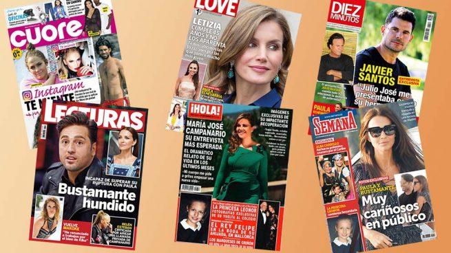 Campanario revistas míercoles