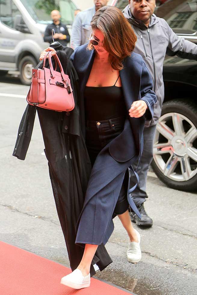 Selena culotte denim