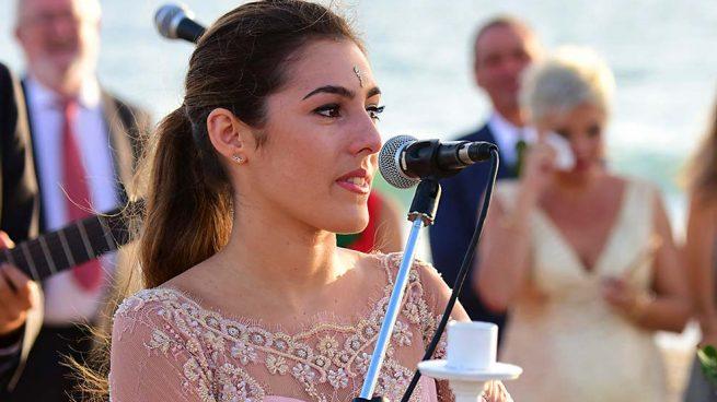 Anna Ferrer, hija de Paz Padilla