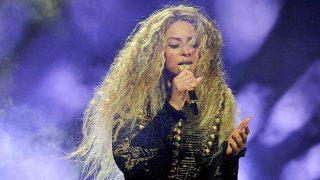 Beyoncé, durante un concierto / Gtres