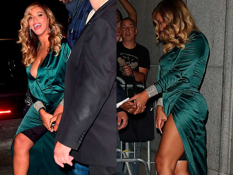 La faja de Beyoncé / Gtres